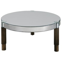 Uttermost Eleni Mirrored Coffee Table