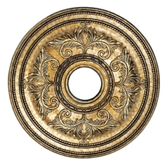 Livex Lighting Livex Lighting Vintage Gold Leaf Ceiling Medallion 8200-65