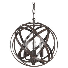 Capital Lighting Russet Pendant Light