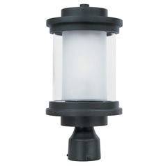 Maxim Lighting Lighthouse Ee Anthracite Post Light