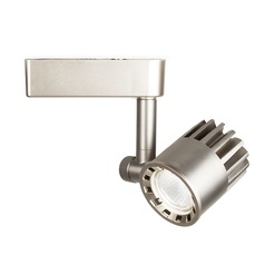 WAC Lighting Brushed Nickel LED Track Light H-Track 2700K 1230LM
