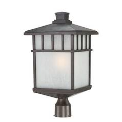 20-1/2-Inch Mission Outdoor Post Light