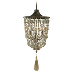Cyan Design Adriana Antique Flemish Pendant Light