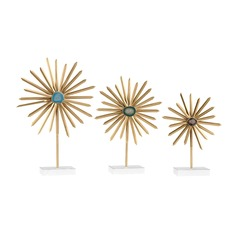 Sterling Cruzada Set of 3 Decorative Stands