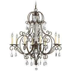 Murray Feiss F1904/4MBZ - Chateau Traditional Mini Chandelier MRF