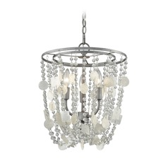 Elk Lighting Alexandra Weathered Zinc Mini-Chandelier