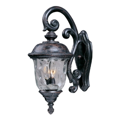 Maxim Lighting Carriage House Dc Oriental Bronze Outdoor Wall Light