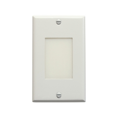 Kichler LED Recessed Step Light in White Finish