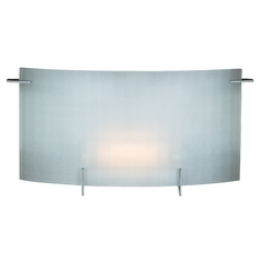 Access Lighting Oxygen Chrome Sconce