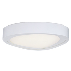 Maxim Lighting Nebula LED White LED Flushmount Light