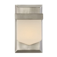Savoy House Lighting Dylan Polished Pewter Sconce