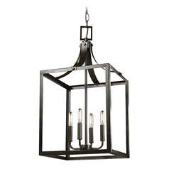 Sea Gull Lighting Labette Heirloom Bronze Pendant Light