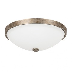 Capital Lighting Ansley Sable Flushmount Light