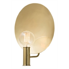Arteriors Home Lighting Lorita Polished Brass Sconce