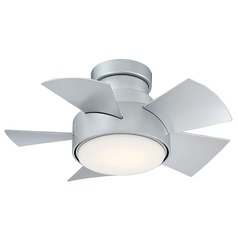 Modern Forms Titanium Silver 38-Inch LED Smart Ceiling Fan 2041LM 3000K