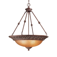 Geneva Three-Light Pendant