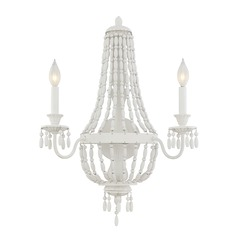 Savoy House Lighting Geneva Porcellan Sconce