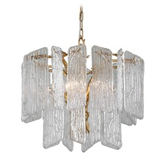 Corbett Lighting Piemonte Royal Gold Chandelier