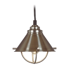 Kenroy Home Lighting Mini-Pendant Light 66342BS