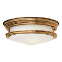 Hinkley Lighting Hadley Brushed Bronze Flushmount Light