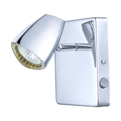 Eglo Corbera Chrome Sconce