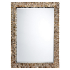 Gascoine Rectangle 24-Inch Mirror
