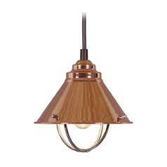Kenroy Home Lighting Mini-Pendant Light 66342COP