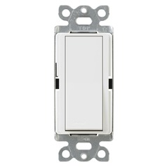 Lutron White Decora Light Switch