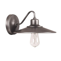 Capital Lighting Urban Graphite Sconce