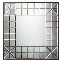 Sterling Lighting Gatsby Square 37-Inch Mirror DM2025