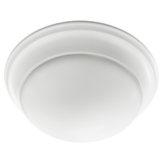 Quorum Lighting Studio White Flushmount Light