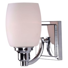 Kenroy Home Lighting Greenwich Chrome Sconce