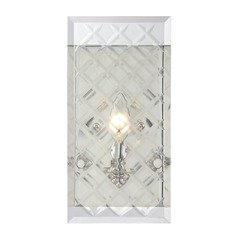 Savoy House Lighting Addison Polished Nickel Sconce