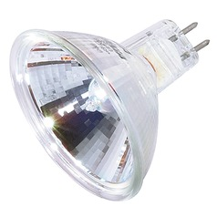 MR-16 Halogen Light Bulb 2 Pin Flood 36 Degree Beam Spread 2900K 12V Dimmable
