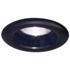 Minka Lighting 4-Inch Cobalt Blue Recessed Light Trim