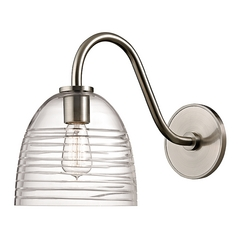 Hudson Valley Lighting Remsen Satin Nickel Sconce