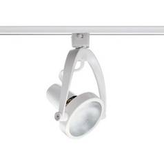 Juno Lighting Group Wishbone Light Head for Juno Track Lighting T483WH