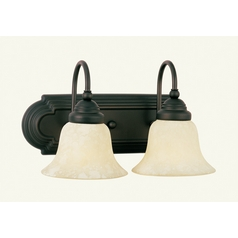 Livex Lighting Belmont Bronze Bathroom Light
