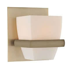 Kalco Malibu Brushed Bronze Sconce