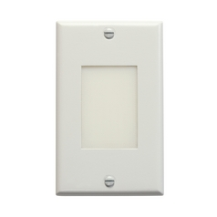 Kichler Lighting Kichler LED Recessed Step Light in White Finish 12654WH