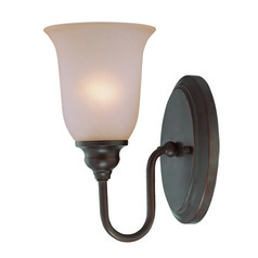 Jeremiah Linden Lane Old Bronze Sconce