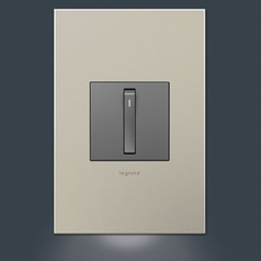 Legrand Adorne Accent Nightlight 1-Gang