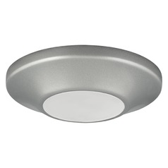 Progress Lighting LED Surface Mount Metallic Gray LED Flushmount Light