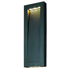 Maxim Lighting Avenue Architectural Bronze LED Outdoor Wall Light