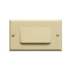 Kichler Lighting Kichler LED Recessed Step Light in Ivory Finish 12652IV