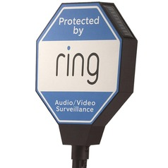 Ring Video Surveillance Sign