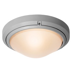Access Lighting Oceanus Satin Nickel LED Close To Ceiling Light