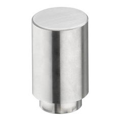 Schwinn Hardware 4141 Stainless Steel Cabinet Knob