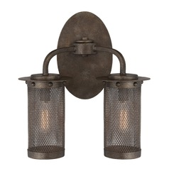 Savoy House Galaxy Bronze Sconce