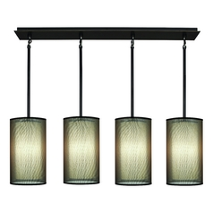 Robert Abbey Lighting Robert Abbey Saturnia Multi-Light Pendant Z2155